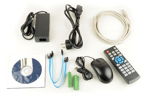 LC-NVR1602 / BCS-NVR1602 - Rejestratory sieciowe ip