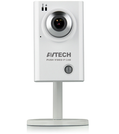 AVTECH AVN801 Mpix - Kamery kompaktowe IP