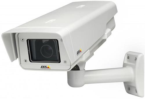AXIS P1353-E - Kamery kompaktowe IP