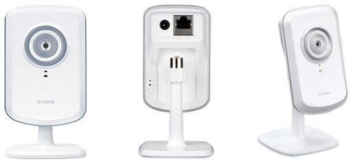 DCS-930L D-Link - Kamery kompaktowe IP