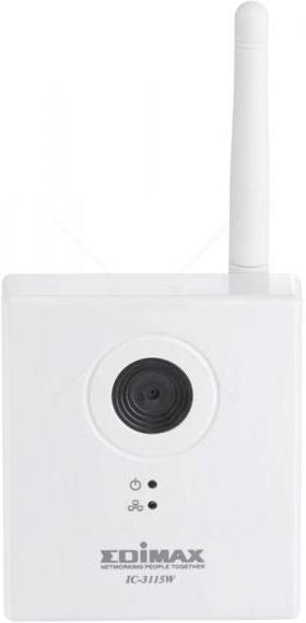 EDIMAX IC-3115W - Kamery kompaktowe IP