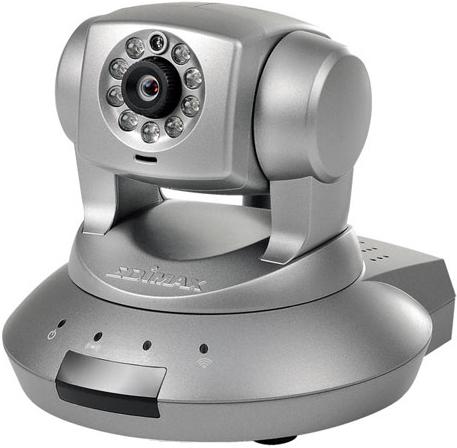 EDIMAX IC-7110P - Kamery obrotowe IP