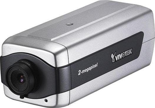 IP7160 VIVOTEK Mpix - Kamery kompaktowe IP