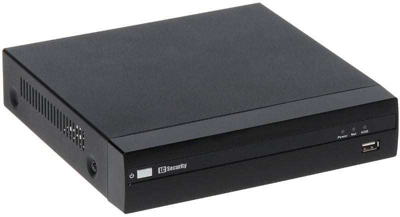 LC-NVR2004 - Rejestratory sieciowe ip
