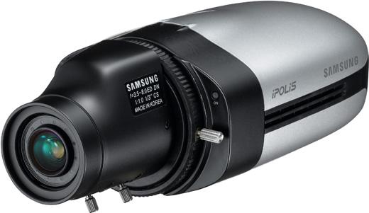 Samsung SNB-1001 - Kamery kompaktowe IP