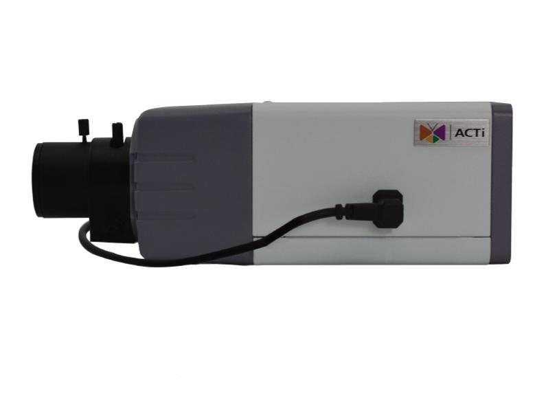 ACTi E22 z obiektywem zmiennoogniskowym - Kamery kompaktowe IP