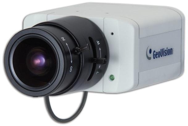 GV-BX2600 - Kamera kompaktowa GeoVision - Kamery kompaktowe IP